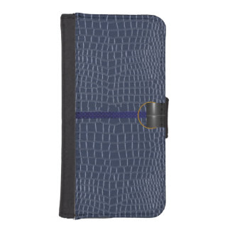 Handsome Leather Wallet Style Phone Case