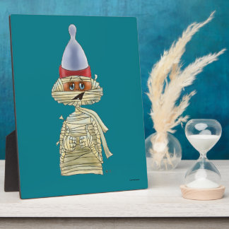 Handsome Mummific Plaque