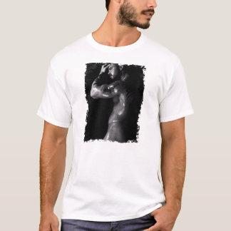 Handsome Muscle Man Portrait T-Shirt