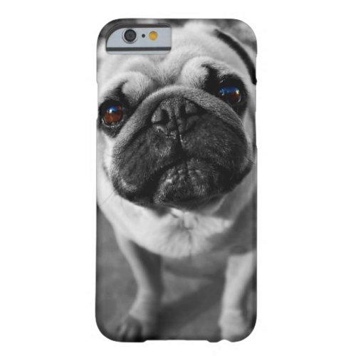 Handsome Pug Phone Case