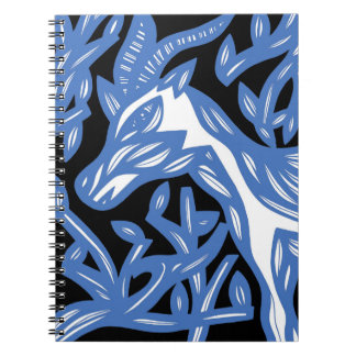 Handsome Quick Witty Agreeable Spiral Notebook
