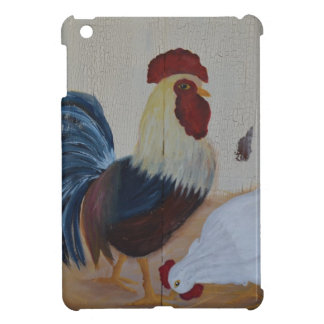 Handsome Rooster iPad Mini Cover