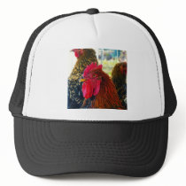 Handsome Rooster Trucker Hat