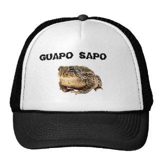 Handsome Toad Trucker Hats