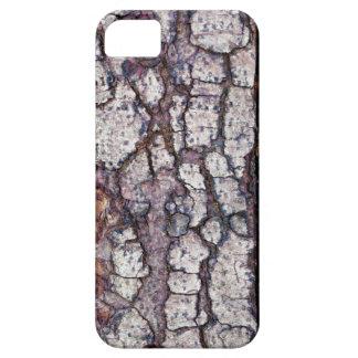 Handsome Tree Bark Wooden Textures Man's iPhone SE/5/5s Case