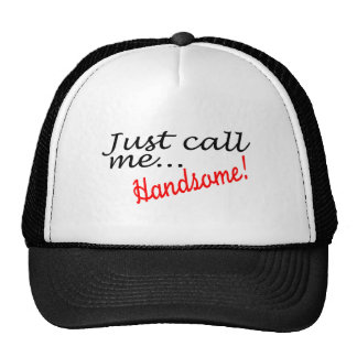 Handsome Trucker Hat