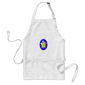 Handstand juggling kiddie clown adult apron
