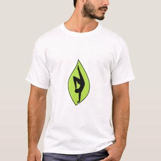 Handstand Silhouette - Organic Yoga Shirt