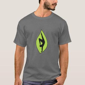 Handstand Silhouette - Yoga Graphic Tee Shirt