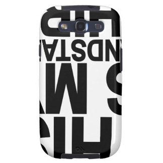 Handstand T-Shirt.png Samsung Galaxy S3 Cases