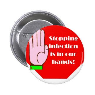 Handwashing Button