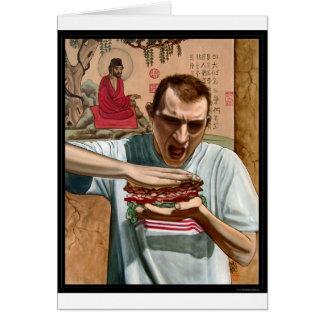 Handwich Card