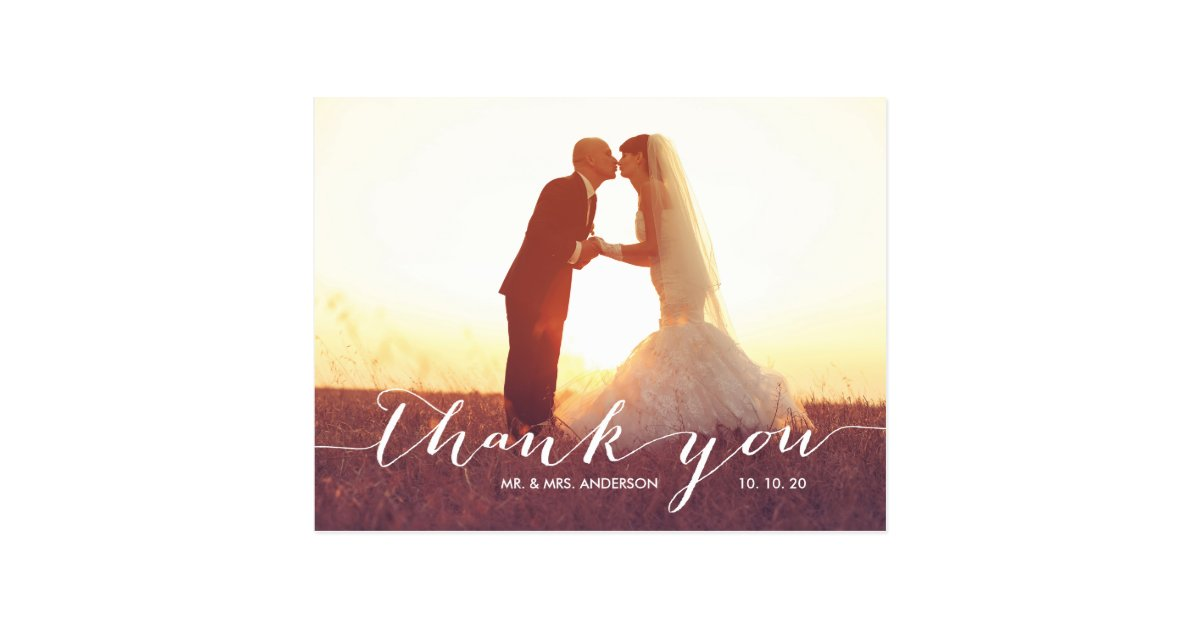 Wedding Postcards | Zazzle