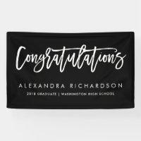 Handwritten Congratulations | Graduate Banner