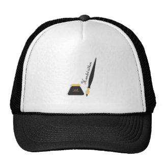 Handwritten Trucker Hat