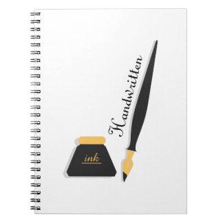Handwritten Notebook