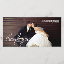 HANDWRITTEN Thank You Cards - White