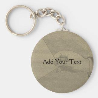 Handy Card Keychain