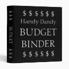 Handy Dandy Budget Binder