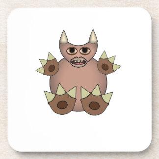 Handy Footy Zulwarf Squashy Creature Coaster