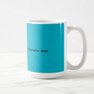 Handy, inspirational, on-the-go-Mom, uplifting. Coffee Mug