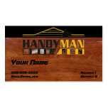 Handy Man Business card