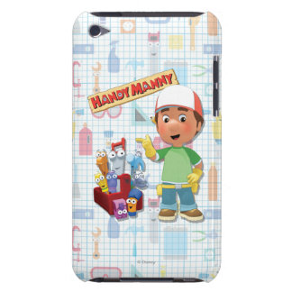Handy Manny and his Talking Tools Barely There iPod Case