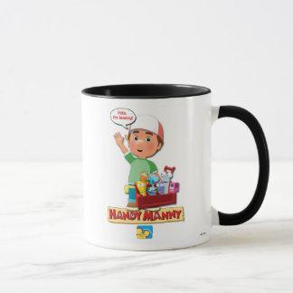 Handy Manny And His Talking Tools Disney Mug