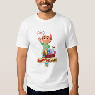 Handy Manny And His Talking Tools Disney T Shirt