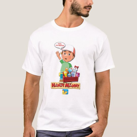 Handy Manny And His Talking Tools Disney T-Shirt