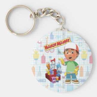 Handy Manny and his Talking Tools Keychain