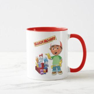 Handy Manny and his Talking Tools Mug