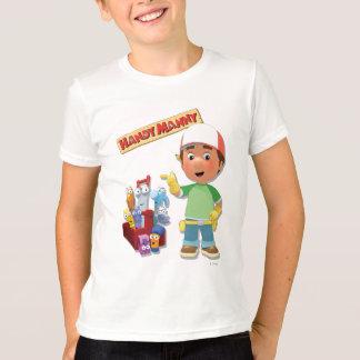 Handy Manny and his Talking Tools T-Shirt