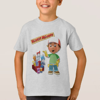 Handy Manny and his Talking Tools T-Shirt