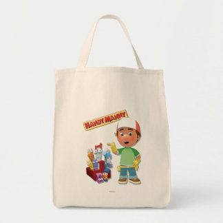 Handy Manny and his Talking Tools Tote Bag