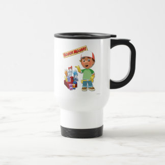 Handy Manny and his Talking Tools Travel Mug