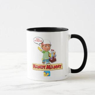 Handy Manny Disney Mug