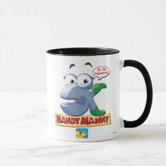 Handy Manny Squeeze Hi, I'm Squeeze! Disney Mug