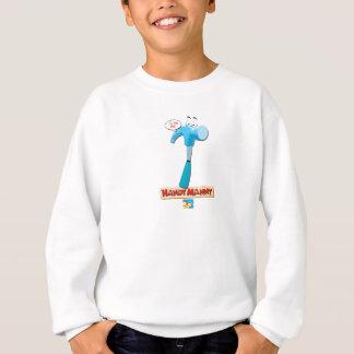 "Handy Manny's Pat the Hammer, ""Hi, I'm Pat!"" Sweatshirt"