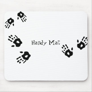Handy Mouse Pad