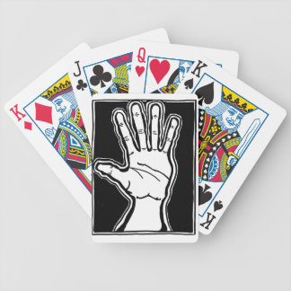 Handy poker cards by ParanormalPrints