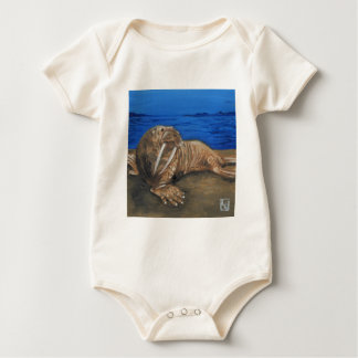 Handy Toothsome Baby Bodysuit
