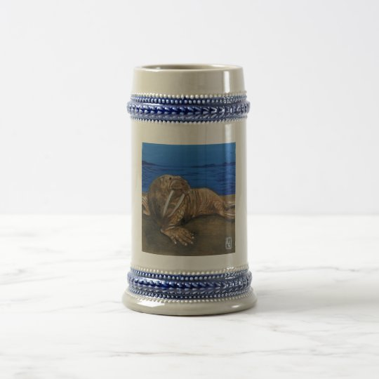 Handy Toothsome Beer Stein