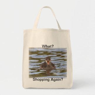 Handy Tote: Moorhen chick Bags