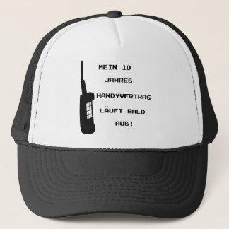 Handy Vertrag Spruch icon Trucker Hat
