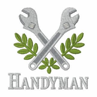Handyman Award Embroidered Polo Shirt