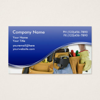 Handyman Business Cards 2
