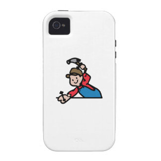 HANDYMAN Case-Mate iPhone 4 COVER