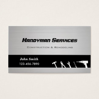 Remodeling Business Cards & Templates | Zazzle
