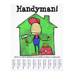 Handyman! Flyer